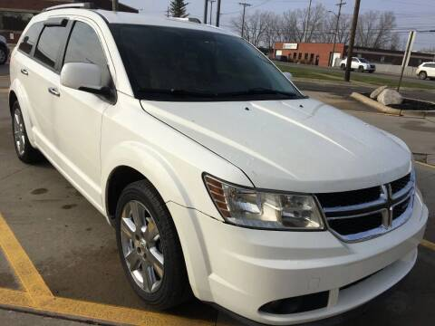 2011 Dodge Journey for sale at City Auto Sales in Roseville MI