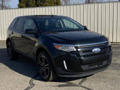2013 Ford Edge for sale at Miller Auto Sales in Saint Louis MI