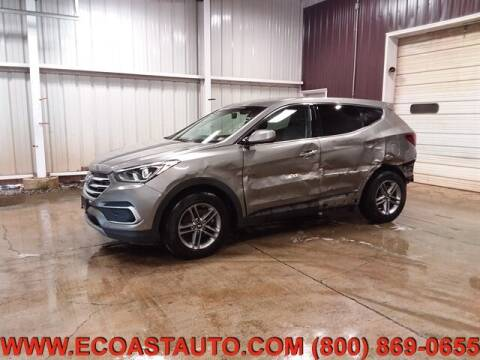 2018 Hyundai Santa Fe Sport for sale at East Coast Auto Source Inc. in Bedford VA