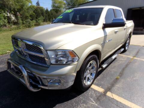 2011 RAM Ram Pickup 1500 for sale at Rose Auto Sales & Motorsports Inc in McHenry IL
