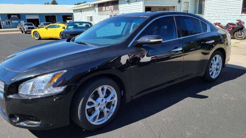 2012 Nissan Maxima for sale at JR Auto in Brookings SD