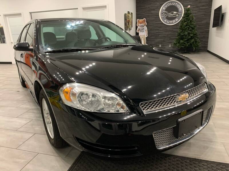 2014 Chevrolet Impala Limited for sale at Evolution Autos in Whiteland IN