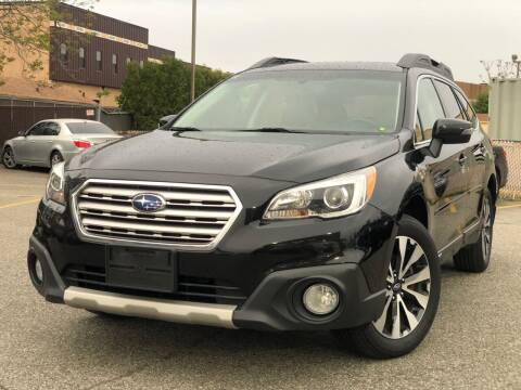 2015 Subaru Outback for sale at MAGIC AUTO SALES - Magic Auto Prestige in South Hackensack NJ