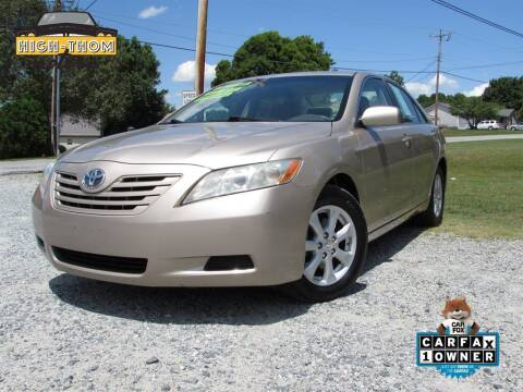 2009 Toyota Camry for sale at High-Thom Motors in Thomasville NC