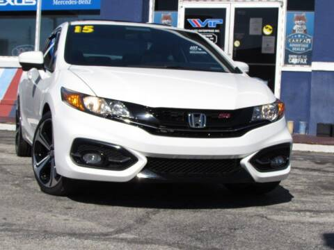 2015 Honda Civic for sale at VIP AUTO ENTERPRISE INC. in Orlando FL