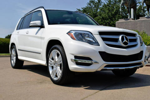 2015 Mercedes-Benz GLK for sale at European Motor Cars LTD in Fort Worth TX