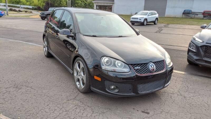 2008 Volkswagen GTI for sale at Newport Auto Group Boardman in Boardman OH