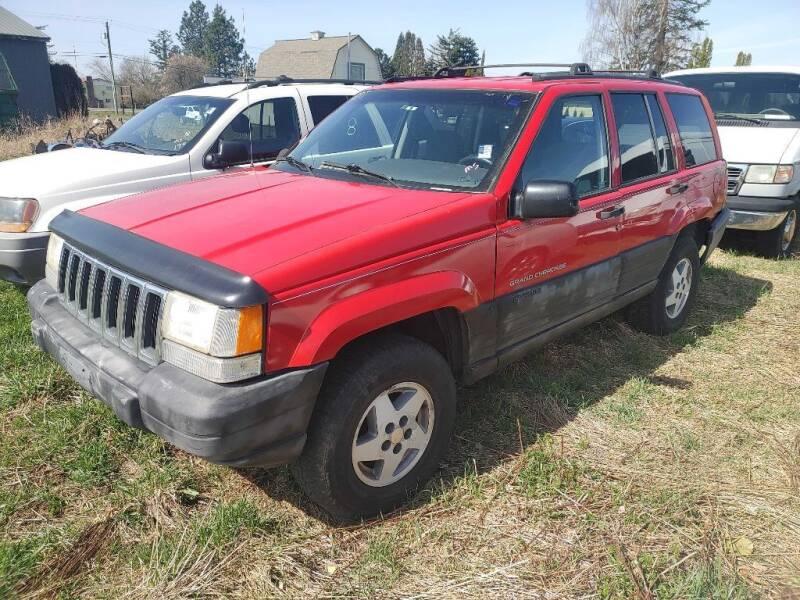 1996 Jeep Grand Cherokee for sale at JMG MOTORS in Lynden WA