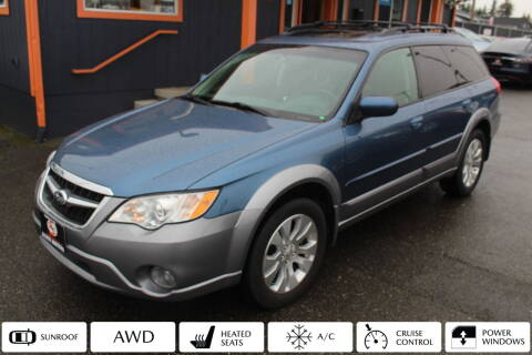 2009 Subaru Outback for sale at Sabeti Motors in Tacoma WA