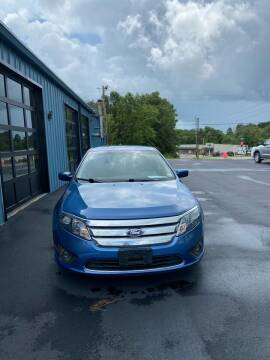 2010 Ford Fusion for sale at MJ'S Sales in Foristell MO