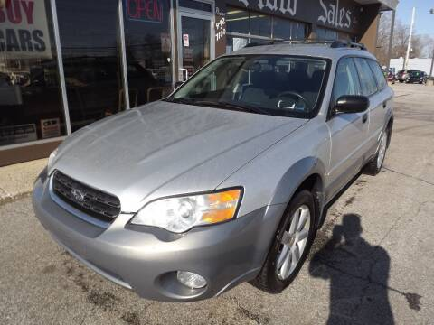 2007 Subaru Outback for sale at Arko Auto Sales in Eastlake OH