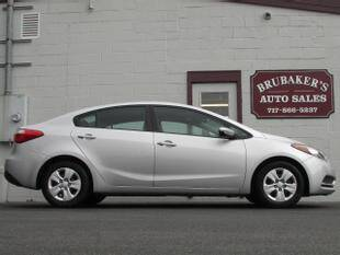 2015 Kia Forte for sale at Brubakers Auto Sales in Myerstown PA