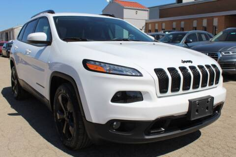 2017 Jeep Cherokee for sale at SHAFER AUTO GROUP in Columbus OH