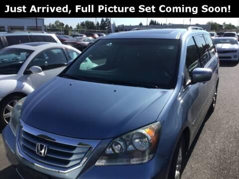 2008 Honda Odyssey for sale at Royal Moore Custom Finance in Hillsboro OR