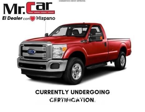 2016 Ford F-250 Super Duty for sale at Mr. Car LLC in Brentwood MD
