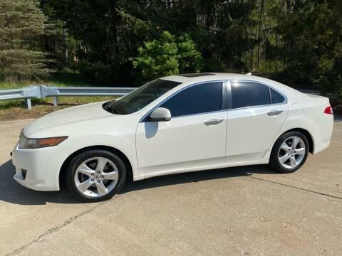 2009 Acura TSX for sale at Encore Auto in Niles MI