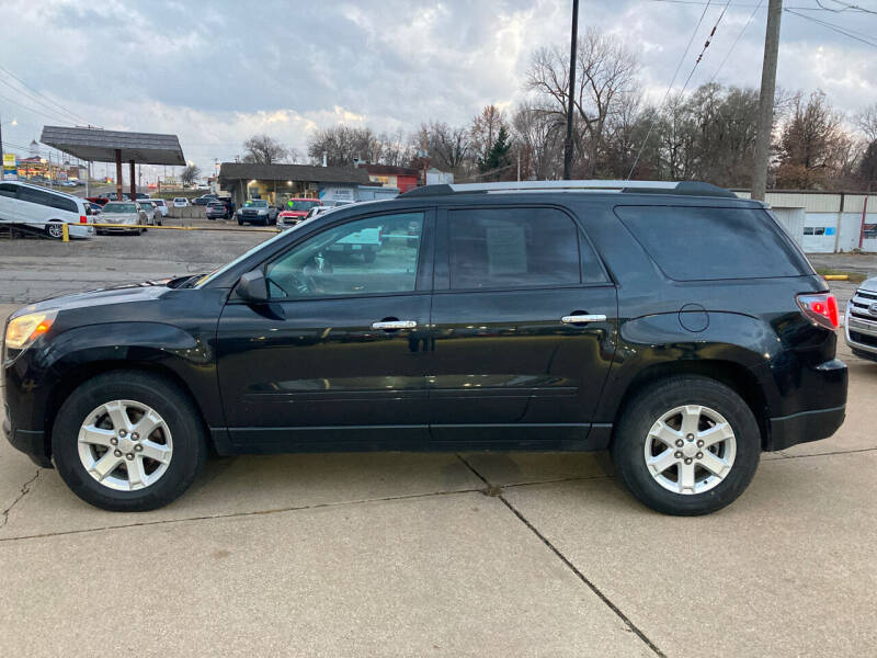 2014 GMC Acadia for sale at GRC OF KC in Gladstone MO
