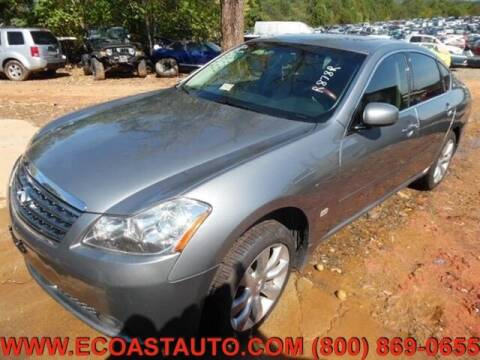 2007 Infiniti M45 for sale at East Coast Auto Source Inc. in Bedford VA