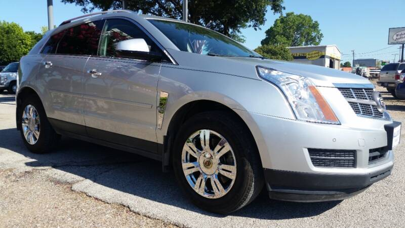 2011 Cadillac SRX for sale at Allison's AutoSales in Plano TX