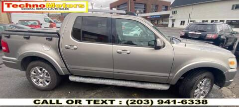 2008 Ford Explorer Sport Trac for sale at Techno Motors in Danbury CT