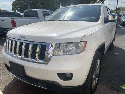 2012 Jeep Grand Cherokee for sale at The Kar Store in Arlington TX