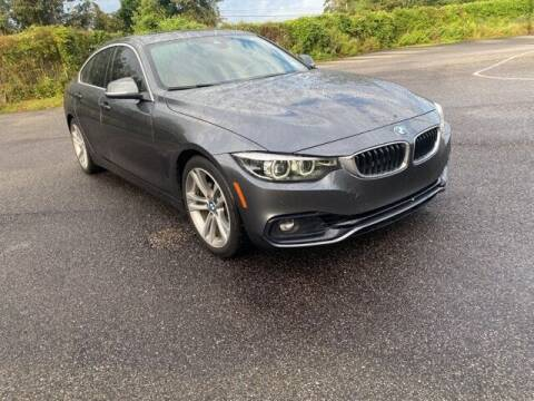 2019 BMW 4 Series for sale at JOE BULLARD USED CARS in Mobile AL