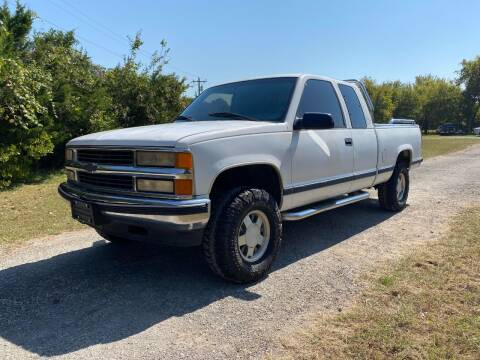 1997 Chevrolet C/K 1500 Series for sale at The Car Shed in Burleson TX