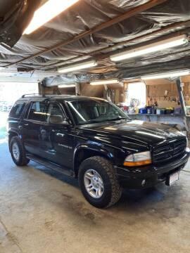 2001 Dodge Durango for sale at Lavictoire Auto Sales in West Rutland VT