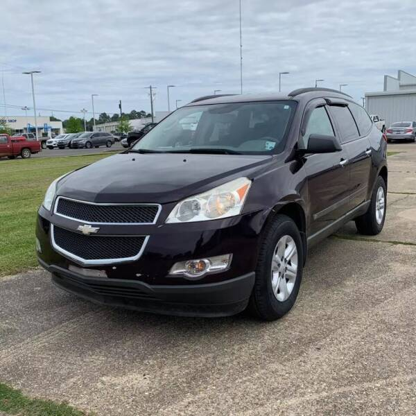 2009 Chevrolet Traverse for sale at CARZ4YOU.com in Robertsdale AL