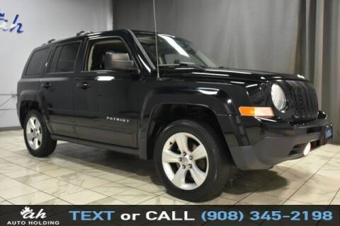 2014 Jeep Patriot for sale at AUTO HOLDING in Hillside NJ