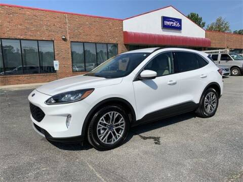 2020 Ford Escape for sale at Impex Auto Sales in Greensboro NC
