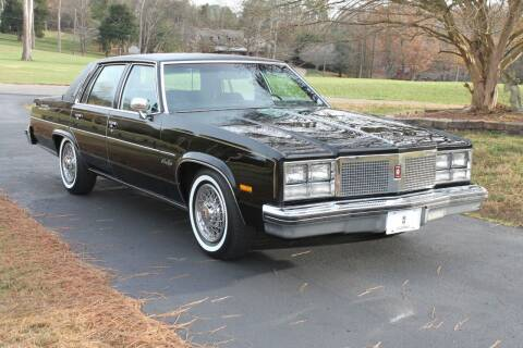 1977 Oldsmobile Ninety-Eight for sale at KEEN AUTOMOTIVE in Clarksville TN