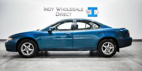 2002 Pontiac Grand Prix for sale at Indy Wholesale Direct in Carmel IN