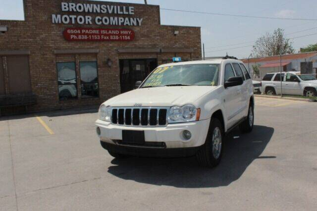 2007 Jeep Grand Cherokee for sale at Brownsville Motor Company in Brownsville TX