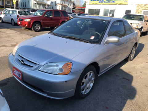 2003 Honda Civic for sale at Sonny Gerber Auto Sales in Omaha NE