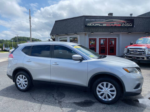 2015 Nissan Rogue for sale at Maple Street Auto Center in Marlborough MA