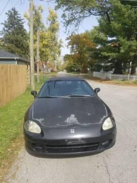 1996 Honda Civic del Sol for sale at REM Motors in Columbus OH