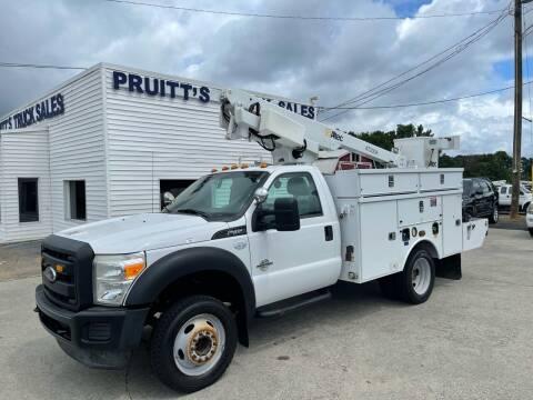 2012 Ford F-450 Super Duty for sale at Pruitt's Truck Sales in Marietta GA