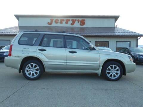 2005 Subaru Forester for sale at Jerry's Auto Mart in Uhrichsville OH