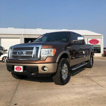 2011 Ford F-150 for sale at UNITED AUTO INC in South Sioux City NE
