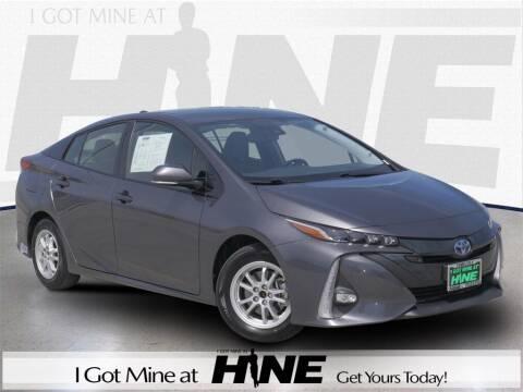 2020 Toyota Prius Prime for sale at John Hine Temecula in Temecula CA