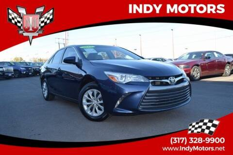 2017 Toyota Camry for sale at Indy Motors Inc in Indianapolis IN
