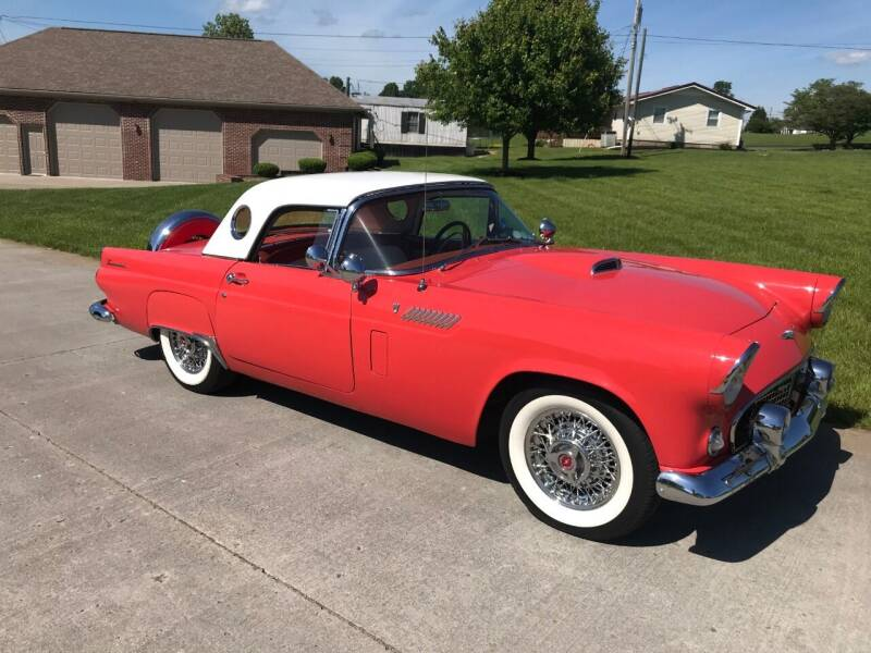 1956 Ford Thunderbird for sale at Martin's Auto in London KY