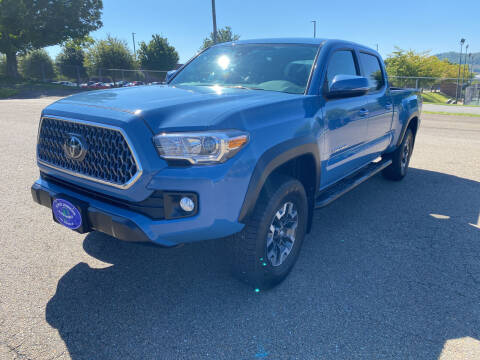 2019 Toyota Tacoma for sale at Steve Johnson Auto World in West Jefferson NC