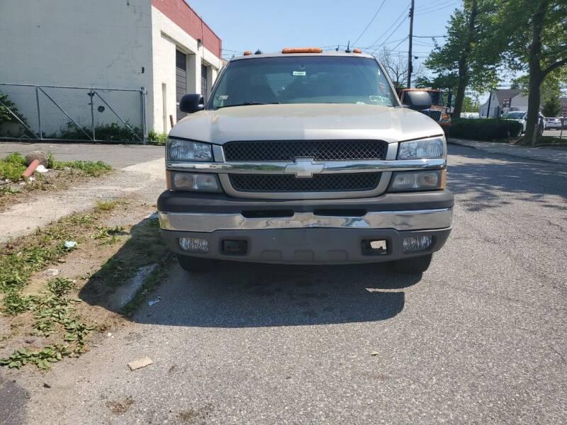 2003 Chevrolet Silverado 1500 for sale at RMB Auto Sales Corp in Copiague NY