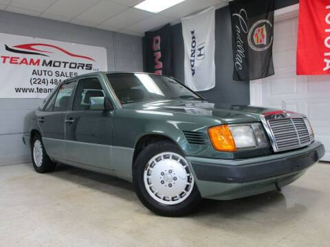 1993 Mercedes-Benz 300-Class for sale at TEAM MOTORS LLC in East Dundee IL