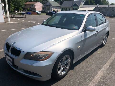 2008 BMW 3 Series for sale at EZ Auto Sales , Inc in Edison NJ