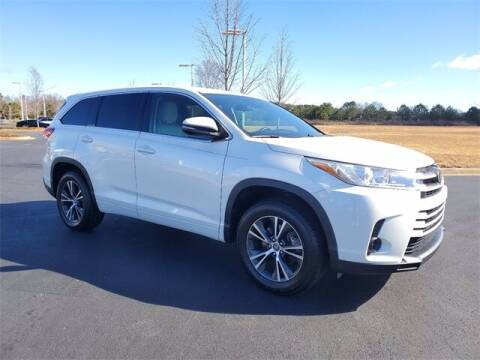 2017 Toyota Highlander for sale at Southern Auto Solutions - Lou Sobh Kia in Marietta GA