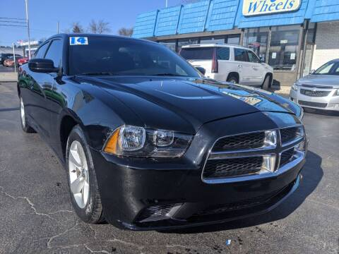 2014 Dodge Charger for sale at GREAT DEALS ON WHEELS in Michigan City IN