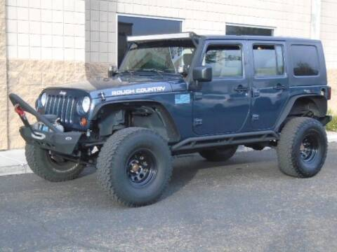 2008 Jeep Wrangler Unlimited for sale at COPPER STATE MOTORSPORTS in Phoenix AZ